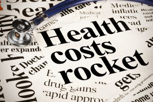 Spiralling Healthcare Costs